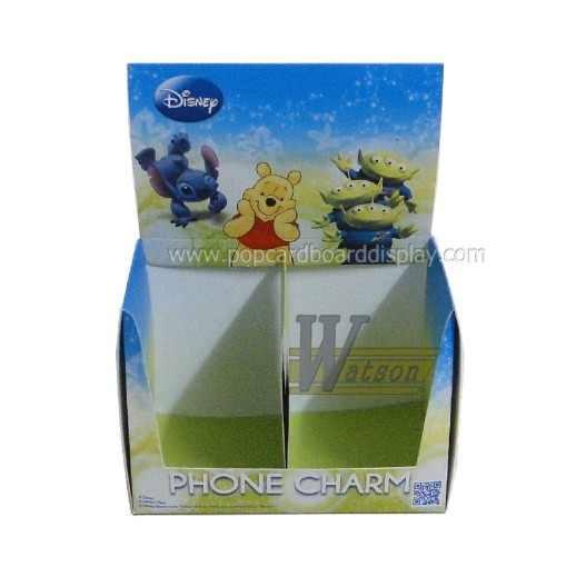 Disney cartoon toy counter boxes