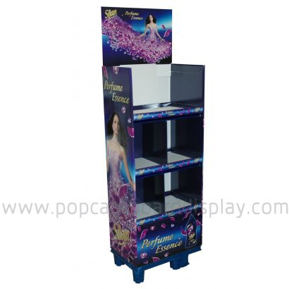 Wholesale and retail display products Valentine's Day cardboard store display