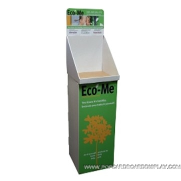 electronic products cardboard bump bin