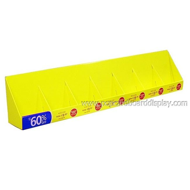 customized colorful memo notepaper desktop display box in office