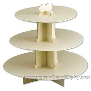 customized corrugated cardboard cupcake stand cupcake tree