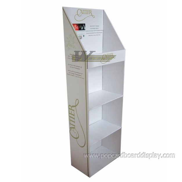 Exhibition Stand Hooks : Displays shelf pop counter corrugated