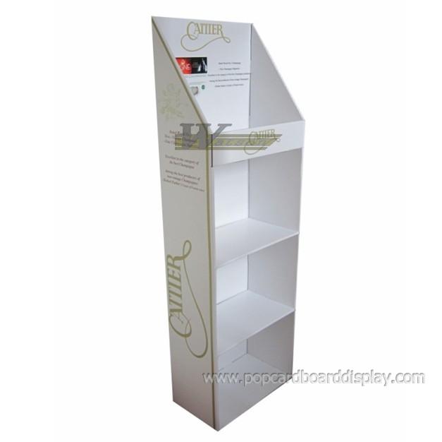 Cardboard Foldable Cake Stands