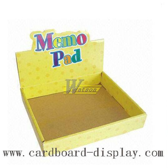 ballot box display,donation box, counter display box, desk display case