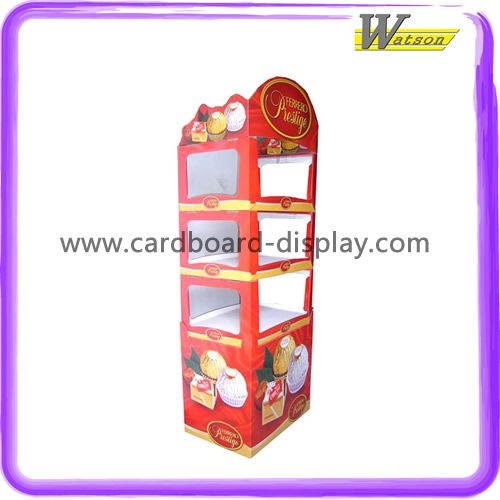 Christmas Gift Floor Display Stand
