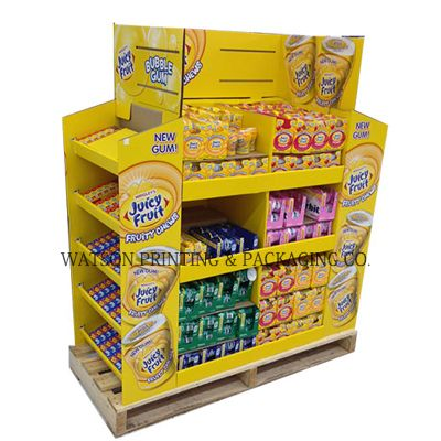 Daily Necessities Supermarket Display Stand High Quality