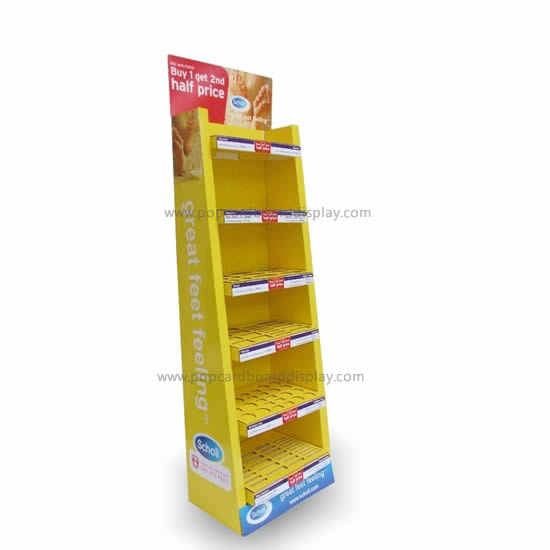little compartment display rack for cup packing of food promotion